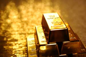 Gold gives a glittering return for investors