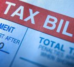 Austerity measures push up income tax in leading economies
